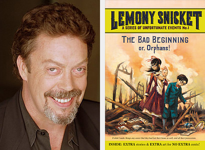 Tim Curry - A Series of Unfortunate Events /><span class=
